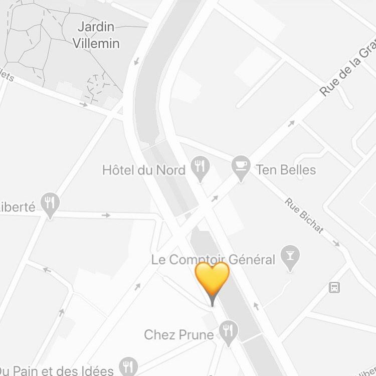 Cet aprem de 15 à 18h : retrouvez nous pour un atelier Air & Huile (entretien et petite mécanique) à la Statue Poulmarch sur le Quai de Valmy, dans le 10ème arrondissement !